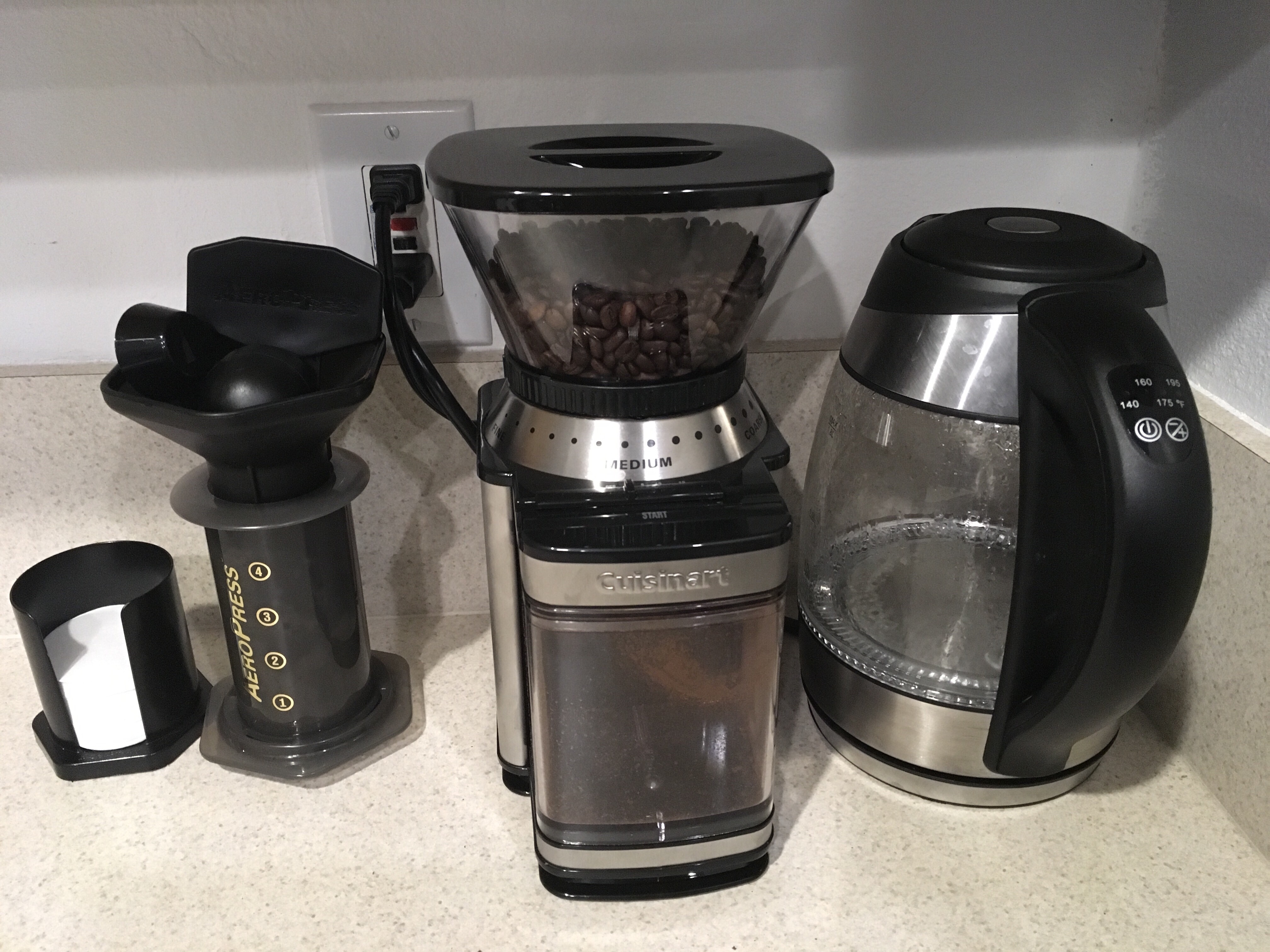 Review Aeropress Coffee Maker Fellow Prismo For